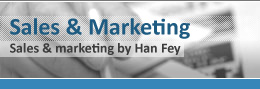 Sales and Marketing - Sales & Marketing by Han Fey